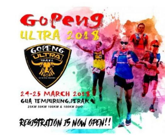 Gopeng Ultra Trail 2018
