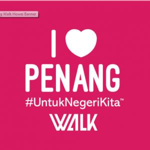 I Love Penang Walk 2018