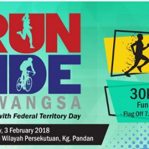 Kuala Lumpur Ride & Run @ Titiwangsa 2018