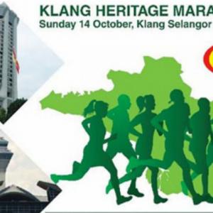 Klang Heritage Marathon 2018