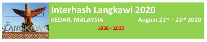 Interhash Langkawi 2020