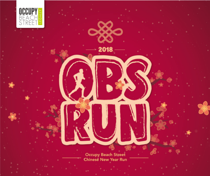 OBS Chinese New Year Run 2018