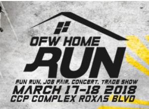 OFW Home Run 2018