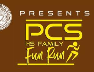 PCS HS Family Fun Run 2018