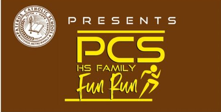 PCS HS Family Fun Run 2018