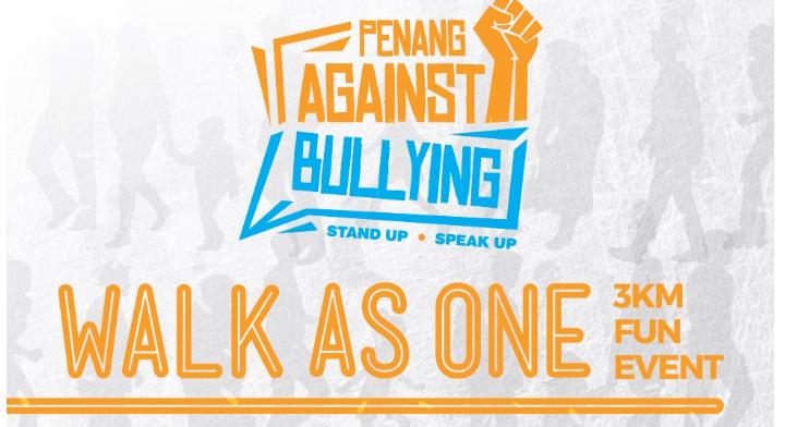 Penang Against Bullying Walk 2018
