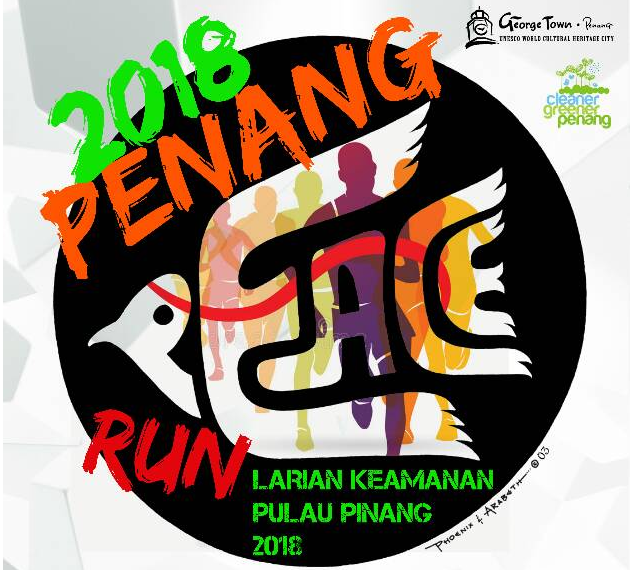 Penang Peace Run 2018