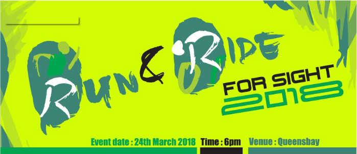 Run & Ride For Sight 2018