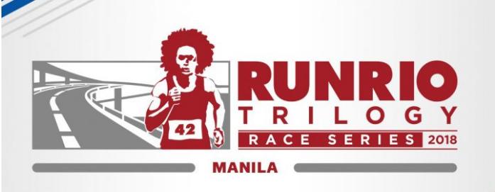 RUNRIO Trilogy Manila LEG 1 2018