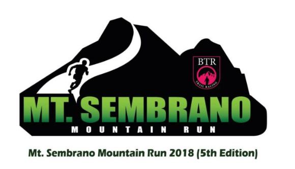Mt. Sembrano Mountain Run 2018