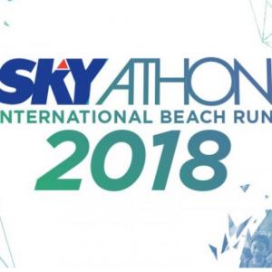 SKYATHON International Beach Run 2018