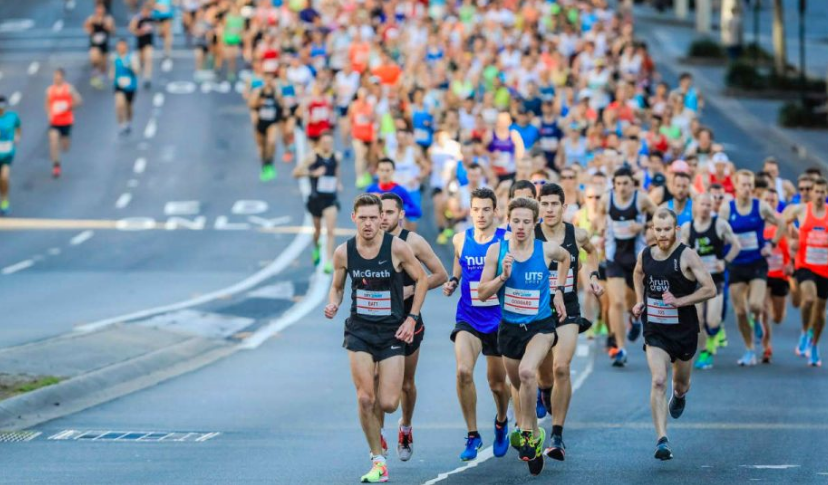 Sun-Herald City2Surf 2018