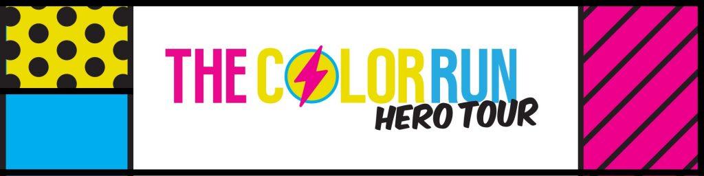 The Color Run Hero Tour 2018