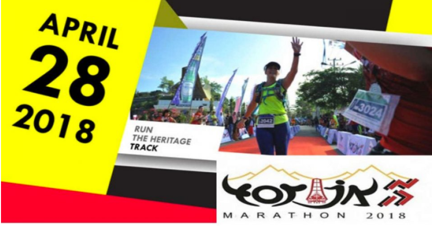 Toraja Marathon 2018: Run the Heritage Track