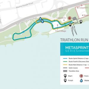 MetaSprint Series Triathlon 2018