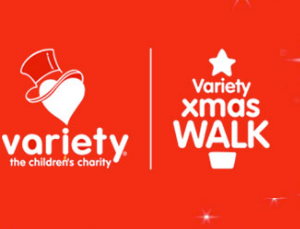 Variety Xmas Walk: Newcastle 2017