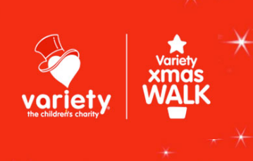 Variety Xmas Walk: Newcastle 2017
