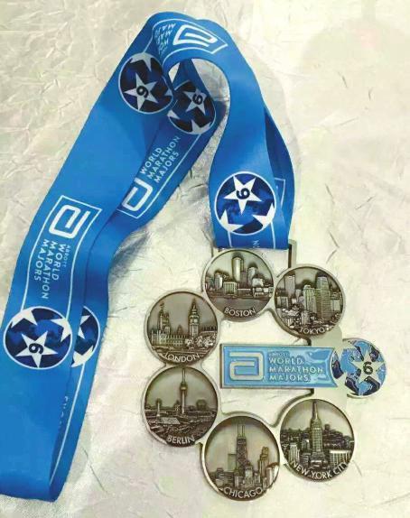 6-Star Finisher's Medal