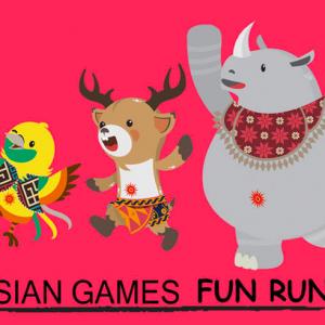 Asian Games Run 2018