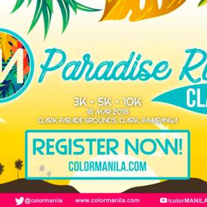 Color Manila Paradise Clark 2018