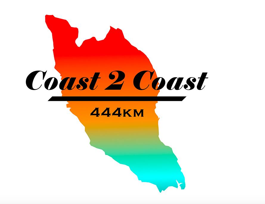Coast 2 Coast 444 km 2018