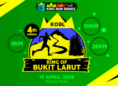 King Of Bukit Larut 2018