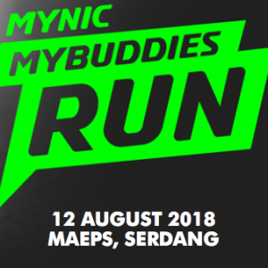 My Buddies Run 2018
