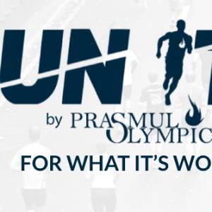 RUN IT By Pramsul Olympics 2018