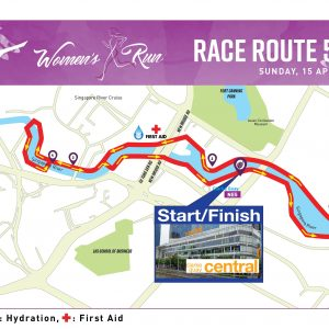Mizuno Womens Run 2018