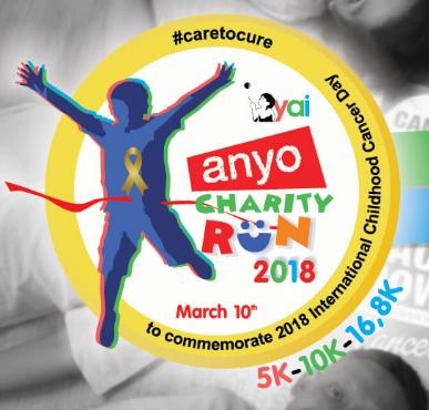 ANYO Charity Run 2018