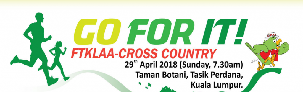 GO FOR IT! FTKLAA Cross Country 2018