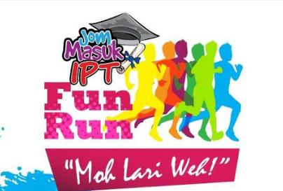Jom Masuk IPT Fun Run 2018
