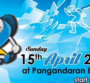 Isoplus Pangandaran Beach Run 2018