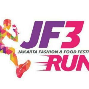 Jakarta Fashion and Food Festival (JF3) Run 2018