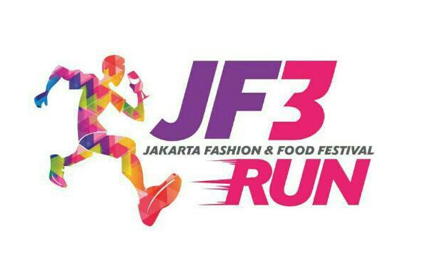 Jakarta Fashion and Food Festival (JF3) Run 2018
