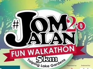 #JomJalan2 Fun Walkathon 2018