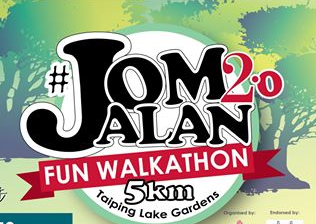 #JomJalan2 Fun Walkathon 2018