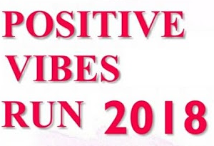 Positive Vibes Run 2018
