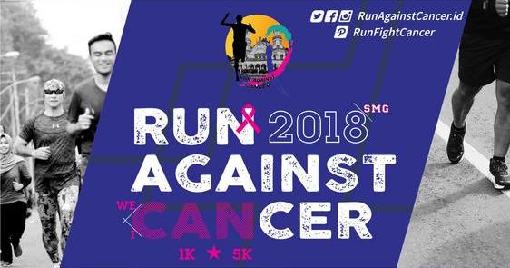 Run Against Cancer 2018