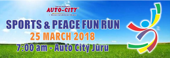 Sports & Peace Fun Run 2018