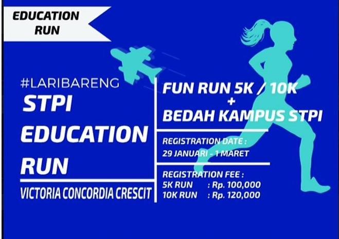 STPI Aviation Run 2018