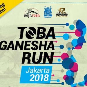 Toba Ganesha Run 2018