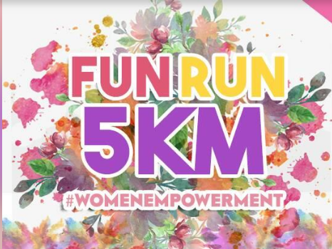Women Empowerment Fun Run 2018