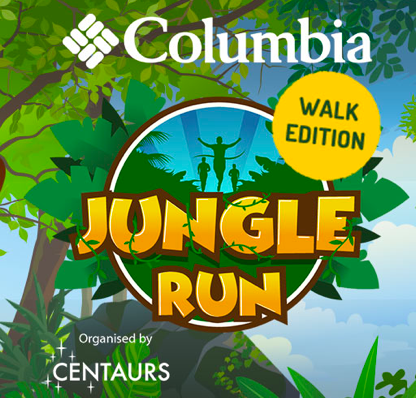Columbia Jungle Run Walk Edition 2018