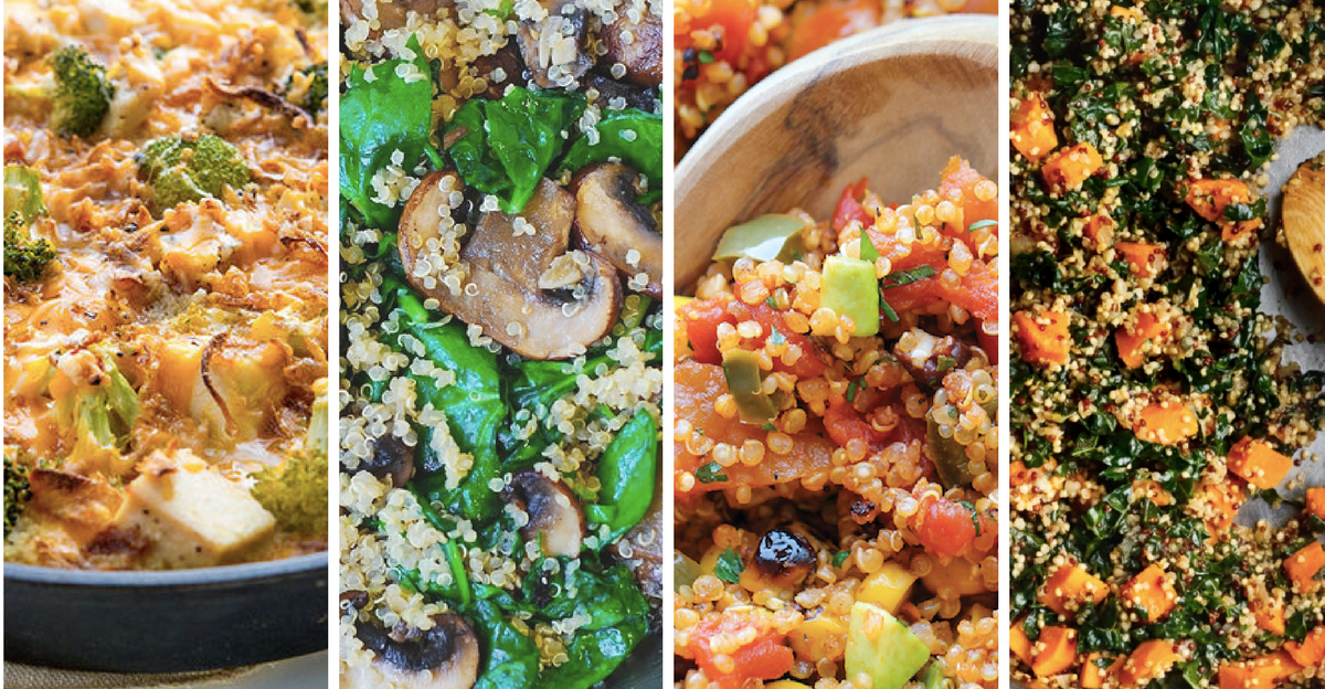 4 one pot quinoa recipes you can make for dinner under 30 minutes the forumfinder Gallery