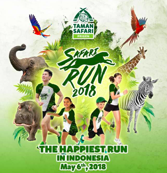 Safari Run 2018