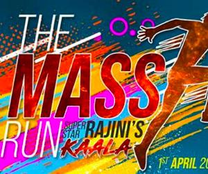 The Mass Run 2018 (Superstar Rajini's Kaala)