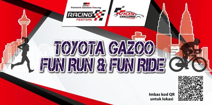 Toyota Gazoo Fun Ride & Run 2018