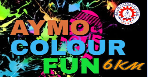 Aymo Colour Fun Run 2018