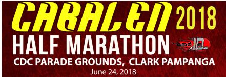 Cabalen Half Marathon 2018